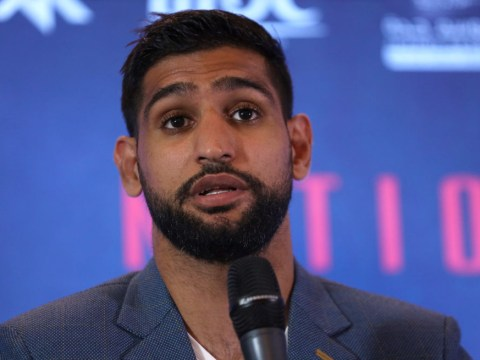 Amir Khan defends decision to accept £7m fight in Saudi Arabia
