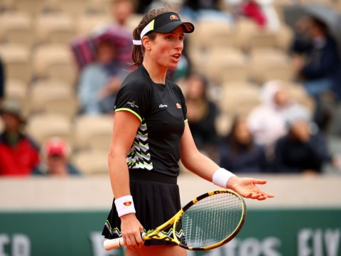 Johanna Konta unhappy with French Open scheduling as women's semi-final is pushed to third court