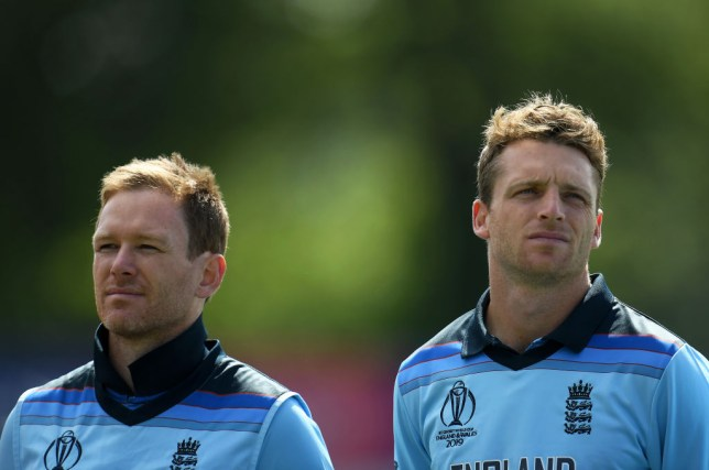 England star Jos Buttler is expected to be fit to face West Indies