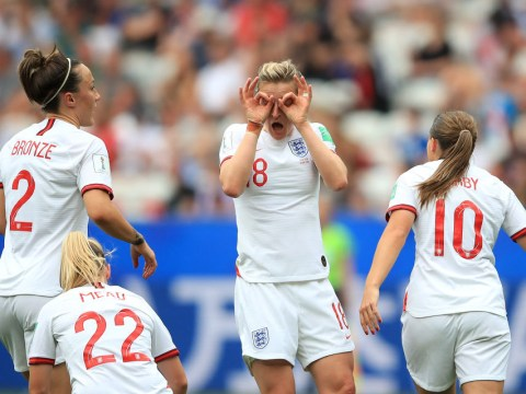 What time is the Women's World Cup England vs Japan game and where can you watch it?