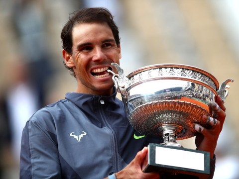 Rafael Nadal closer to Roger Federer's Grand Slam record than ever before