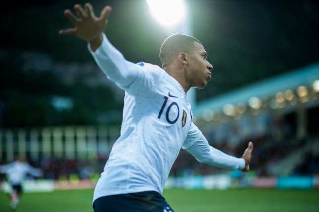 PSG president rubbishes rumours of Kylian Mbappe moving to Liverpool