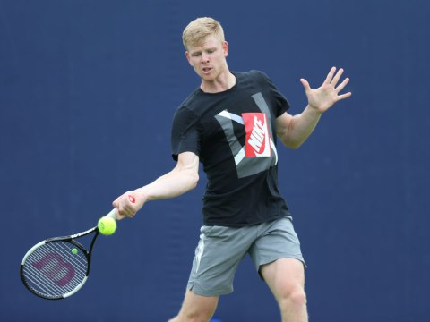 Kyle Edmund piles pressure on Stefanos Tsitsipas ahead of first meeting at Queen's