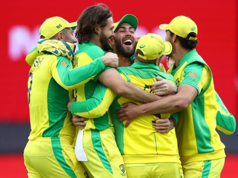 Cricket World Cup teams should be 'worried' about Australia, says former captain Allan Border