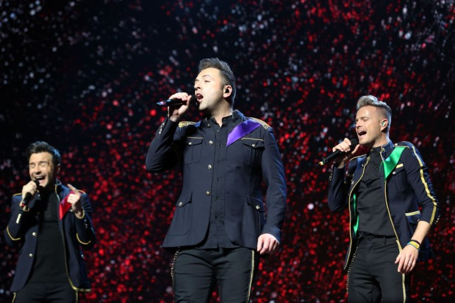 Westlife would 'love' to collaborate with Queen after