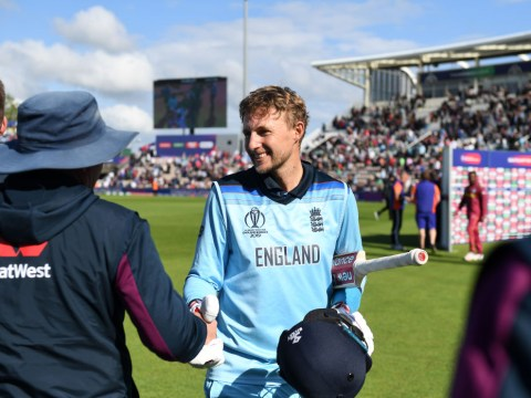 Joe Root sets England record in World Cup victory over West Indies