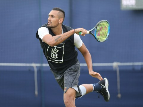 Nick Kyrgios rules out Wimbledon doubles with Andy Murray as he eyes 'damage' in singles
