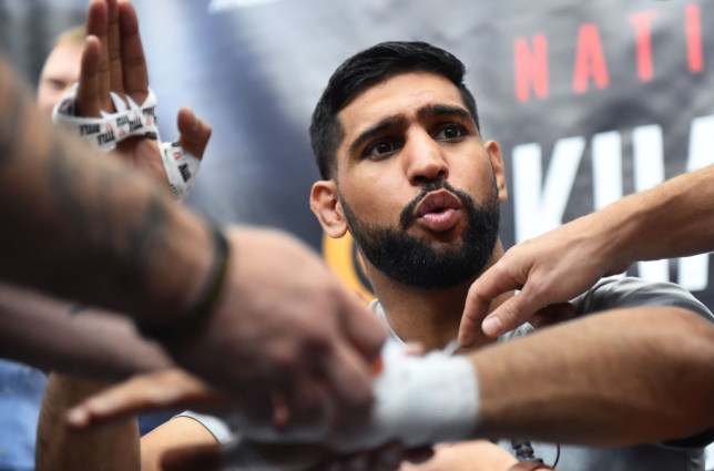 Amir Khan reacts to Kell Brook retirement rumours, discusses future fight