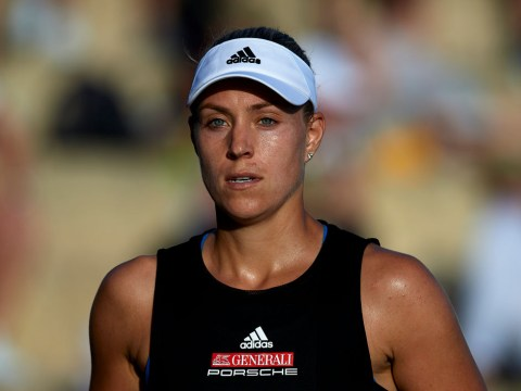 Defending Wimbledon champion Angelique Kerber reacts to nightmare draw including Serena Williams and Maria Sharapova
