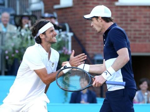 Andy Murray into Queen's final alongside marathon man Feliciano Lopez