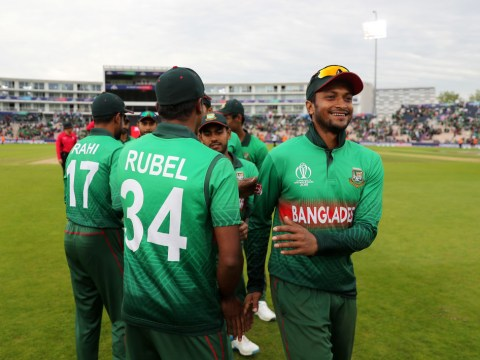 Shakib Al Hasan makes history as Bangladesh keep World Cup hopes alive