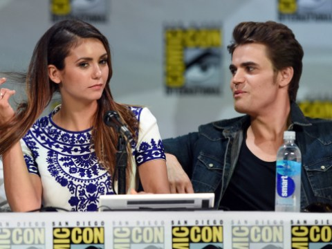 The Vampire Diaries' Paul Wesley admits he used to hate co-star Nina Dobrev