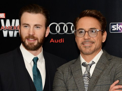 Avengers' Robert Downey Jr wishes 'America's a**' a happy birthday as Chris Evans turns 38