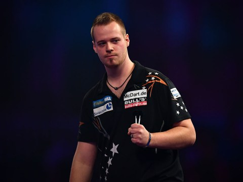 Germany's Max Hopp tempts fate by declaring Hungary a 'good World Cup of Darts draw'