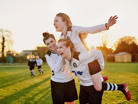 Blood, Sweat and No Fears campaign encourages girls to keep playing sport even on their period