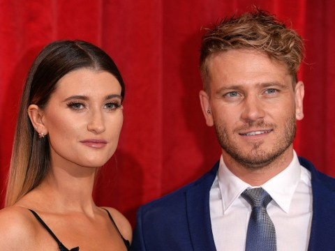 Emmerdale star Matthew Wolfenden on wife Charley Webb's 'brutal' third pregnancy