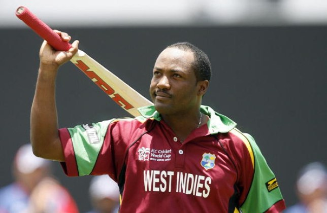 West Indies legend Brian Lara had been admitted to hospital