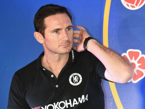 Chelsea board promise to give Frank Lampard time given 'unique' situation at Stamford Bridge