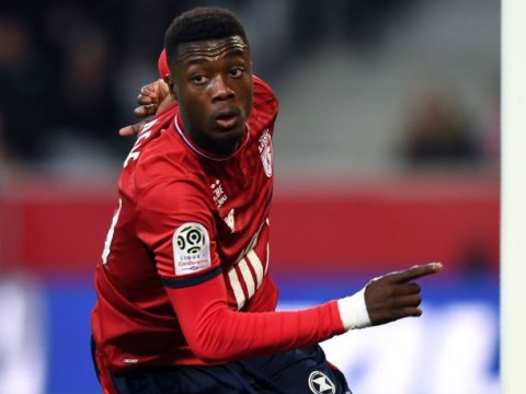 Liverpool assure Lille they have zero interest in Nicolas Pepe