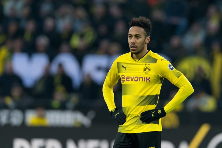 Pierre-Emerick Aubameyang had offers to move to China while playing for Dortmund