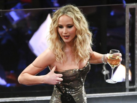 Jennifer Lawrence cried about her last-minute bachelorette party because no-one could make it