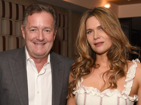 Who is Piers Morgan's wife Celia Walden?