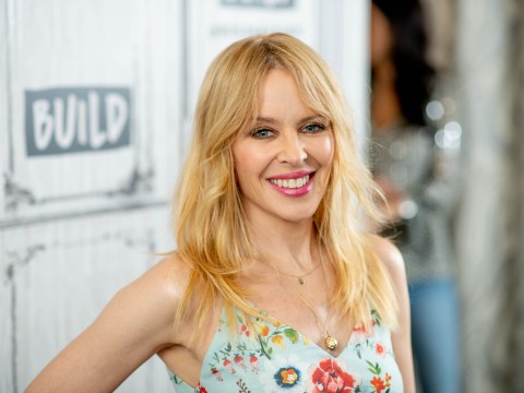 Is Kylie Minogue married and does she have any children?