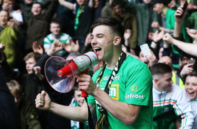 Arsenal's opening £15million offer for Kieran Tierney was rejected by Celtic