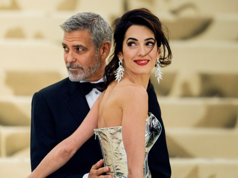 George Clooney couldn't be any more in love with wife Amal: 'And they said it wouldn't last'