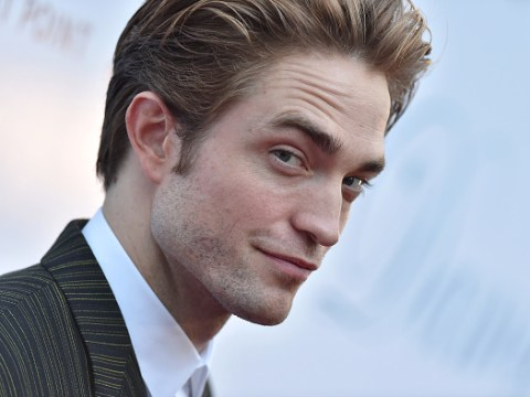 Robert Pattinson was signed for the Batman trilogy after slipping into a 'used' Batsuit for his screen test