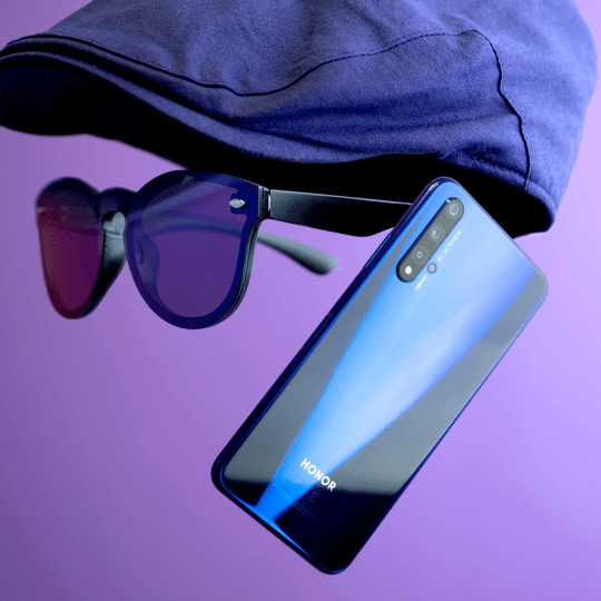 Honor 20 review: a great mid-range phone facing an uphill