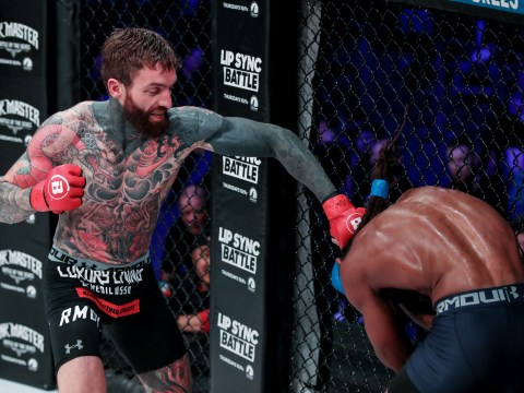 Aaron Chalmers returns to winning ways at Bellator London after first MMA loss