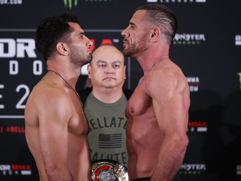Michael Venom Page previews Bellator London and slams 'deluded' Paul Daley