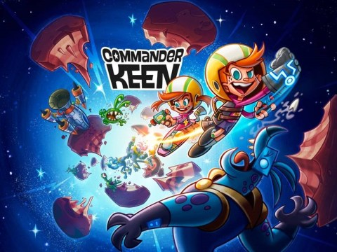Bethesda unveil new Commander Keen game… but it's a smartphone app