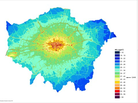 How much do you really know about London's air quality?