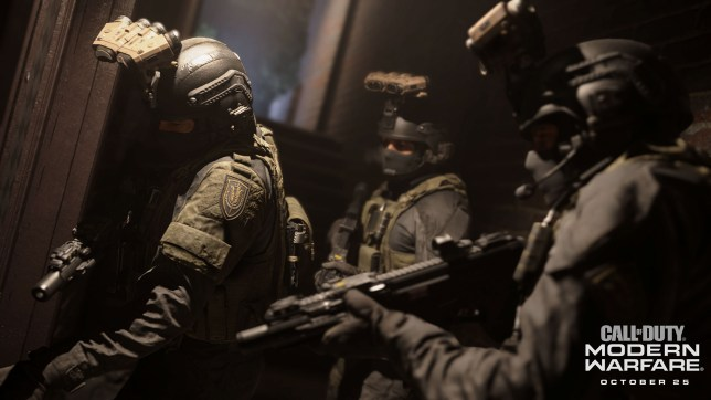 Capture d'écran de Call Of Duty: Modern Warfare