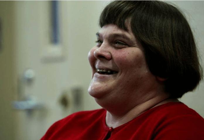 Laura McCollum, release, Mcneil Island. Sex offender, Washington