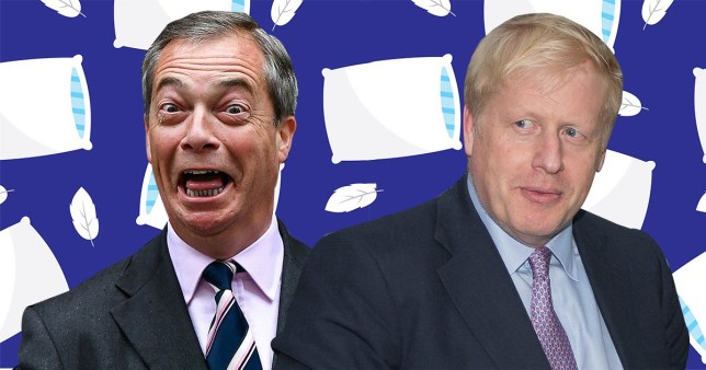 Nigel Farage believes a clean exit from the EU could be achieved if Boris Johnson becomes prime minister and forms an election pact with the Brexit party.