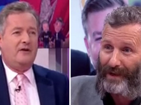 Piers Morgan and Adam Hills have heated clash over Daniel Craig and it gets really awkward: 'You're a horrible human being'