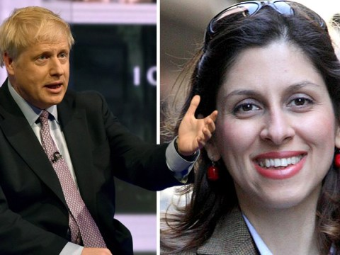 Boris Johnson says his mistake 'made no difference' to mum jailed in Iran