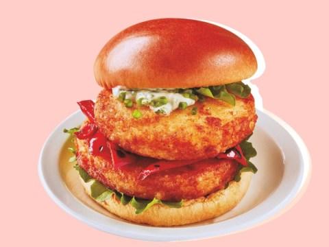 Iceland creates a burger patty made entirely of halloumi