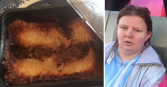 Woman blames Sainsbury's after she microwaved cottage pie for 45 minutes