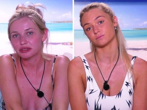 Love Island's Amy Hart inundated with death threats amid Lucie Donlan 'bully' claims