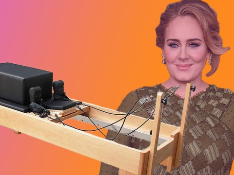 What is Reformer Pilates which Adele has 'become a fan of?'