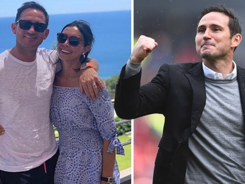 Christine and Frank Lampard enjoy sunny getaway as he eyes return to Chelsea as manager