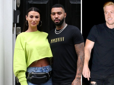 Jermaine Pennant and his wife Alice Goodwin are replacing Katie Price and Kris Boyson on Celebs Go Dating