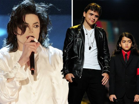 Michael Jackson's children do not 'carry his ashes around their necks' as star was buried, not cremated