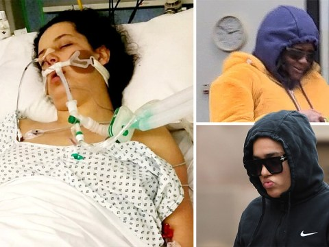 Four girl gang members spared jail despite 'horrific' attack on student that died