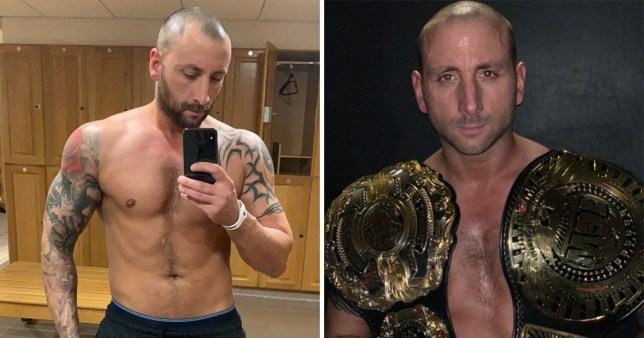 Wrestling champion Adrian McCallum known as Lionheart is dead at 36
