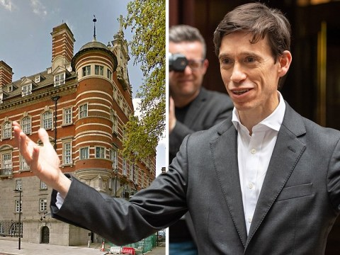 Rory Stewart 'climbed out fifth-floor window after locking himself out of office'